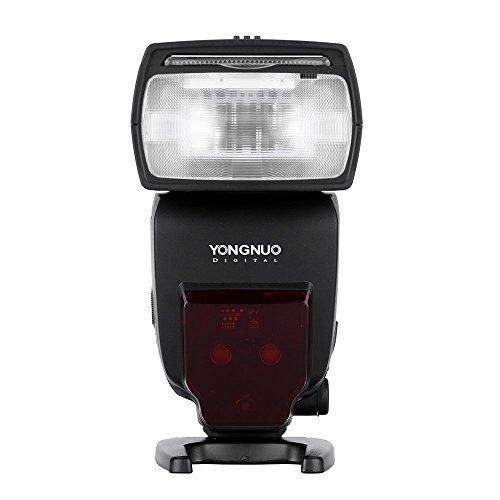 YONGNUO YN685 E-TTL HSS 1 / 8000s GN60 2.4G Wireless Speedlight Blitz Speedlite Blitzgeräte Blitzlampe Blitzleuchte für Canon DSLR-Kameras Kompatibel mit YONGNUO 622C / 603 Funksystem mit WINGONEER Diffuser