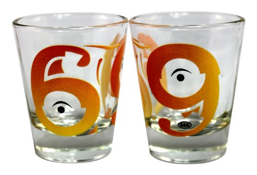 Shot Glass Funny - 69 , Showing 2 to see whole Picture - Pri