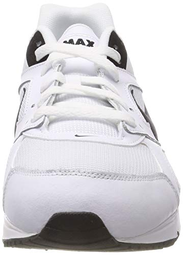 Max Homme black Air white Entrainement Ivo Running Chaussures Nike 106 De Blanc Fwfqx5