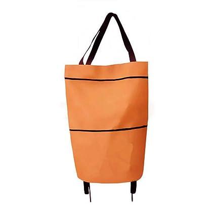 Carro Compra, Shopping Trolley Bag Multifunción portátil ...