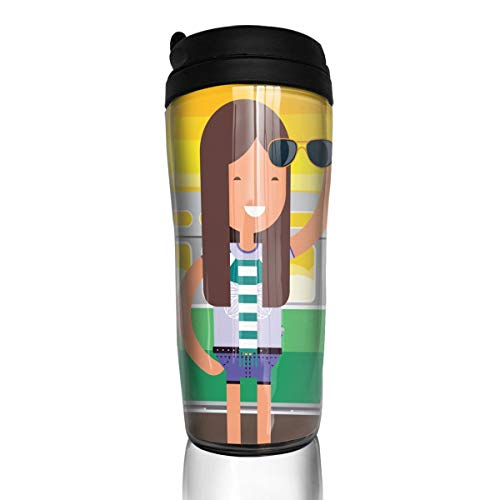 standing coffee cup holder - 6
