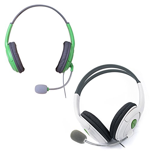 Headset Headphone Microphone Compatible Wireless Controller