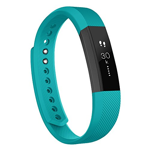 Fitness Tracker, MoreFit Alta Touch Screen Activity Health Tracker Wearable Pedometer Smart Wristband, Black/Green