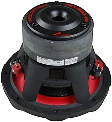 Dual Vented Sub Box Audiopipe TXX-BD3-10 10 2800W Car Audio Subwoofers