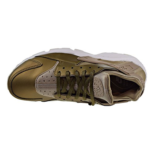 Prm Nike White Metallic Field Beige Air Khaki Damen Gymnastikschuhe Run Summit Khaki Huarache TXT pwIAwS