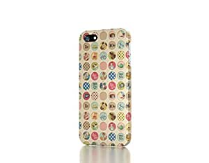 Apple iPhone 4 / 4S Case - The Best 3D Full Wrap iPhone Case - Waves