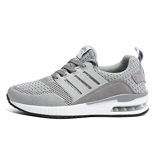 Casual Women Road Sport Fitness Grey Trainers Torisky Athletic Running Outdoor Men Gym Shoes Sneakers Mesh Tn8RZq