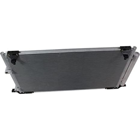 TO3030101 FOR 2000-2004 Toyota Avalon MAPM Car /& Truck Condensers /& Evaporators Aluminum Factory Finish With Receiver Drier HO3030102