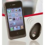 ARDI Tech iPower Reminder 608i - Personal Security & Loss Prevention System for iPhone 4S / iPhone 4 (Retail Packaging - WHITE)