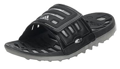 various colors 091bc 307d9 Amazon.com | adidas Men's Climacool Slide Revo, Black, 11 M ...
