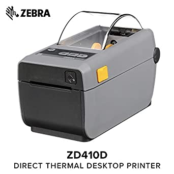 Amazon.com: Zebra Technologies ZD41022-D01W01EZ Series ZD410 ...