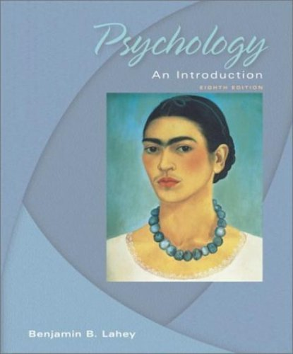 Download Psychology: An Introduction (8th Edition) w/CD pdf