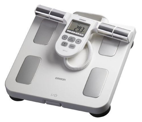NEW Omron Hbf-510w Body Composition Monitor with Scale Fast Shipping Ship Worldwide by Omron