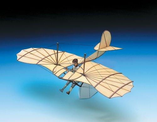 Aue Verlag Schreiber-Bogen Card Modelling Lockheed Lilienthal-Glider 1:24 566
