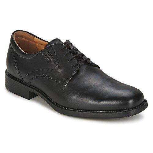 Federico Hombre Geox Derby V de Zapatos Cordones U 40 para Pxq751