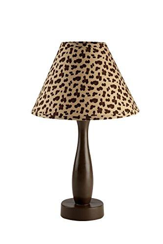 leopard table lamp - 2