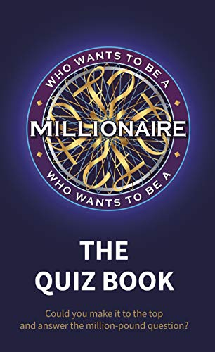 Who Wants to be a Millionaire – The Quiz Book