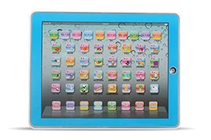 Y pad Learning Table Toy Machine Alphabet Number Tablet English Computer Kids