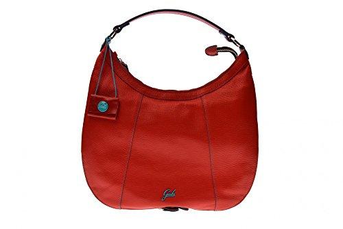 GABS bolsas de hombro de las mujeres + ALISON Palmellato VELA G000200T2 X 0252 C4001 Rosso