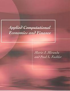 computational economics kendrick david a mercado p ruben amman hans m