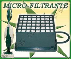 MICROFILTRO IGIENICO HEPA PER FOLLETTO VK 130 VK 131
