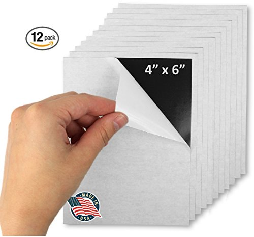 Flexible Adhesive Magnetic Sheets Pictures