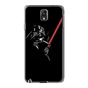 Samsung Galaxy Note 3 CJs13857Jjpa Custom HD Darth Vader Smoking Image Scratch Protection Hard Phone Cover -TimeaJoyce