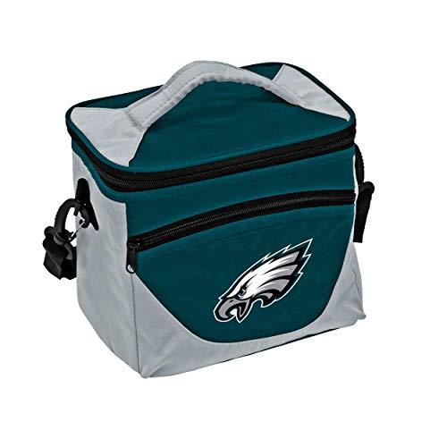 Logo Brands NFL Philadelphia Eagles Halftime Lunch Cooler, One Size, Deep Teal