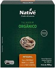 Talharim Orgânico Integral Native 400g