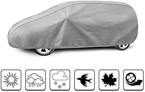 Road Club 2009-2016 Lona de protecci/ón para Renault Sc/énic III 5 plazas