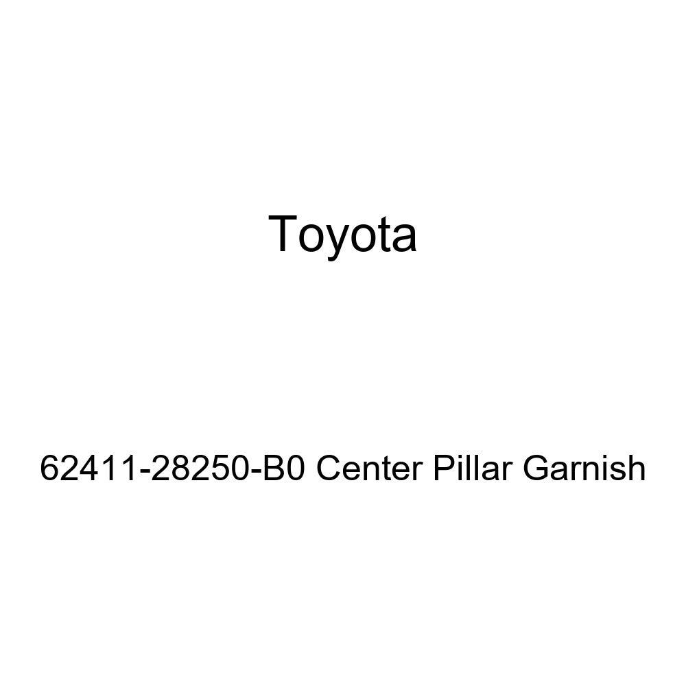 Genuine Toyota 62411-28250-B0 Center Pillar Garnish