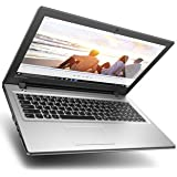 Lenovo ideapad300 80M3005WJP Windows10 Home 64bit Celeron Dual-Core 1.6GHz 4GB 500GB DVDスーパーマルチ 無線LANac/a/b/g/n webカメラ USB3.0 HDMI 15.6型液晶ノートパソコン 本体カラー:プラチナシルバー