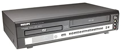 amazon com philips dvd740vr dvd vcr combo electronics rh amazon com Philips Universal Remote Code Manual Philips Instruction Manuals
