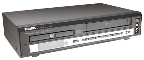 Best Prices! Philips DVD740VR DVD-VCR Combo