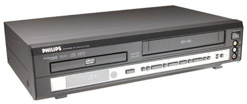 amazon com philips dvd740vr dvd vcr combo electronics rh amazon com philips dvd vcr player manual philips dvp3100v dvd vcr player manual
