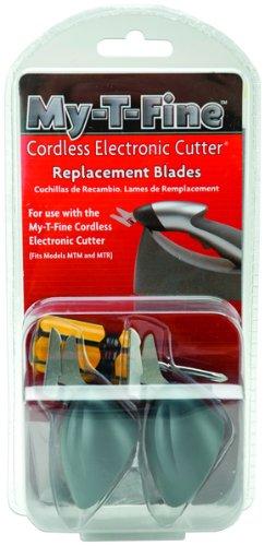 (My-T-Fine Cordless Electronic Cutter Replacement B 1 pcs sku# 643736MA)