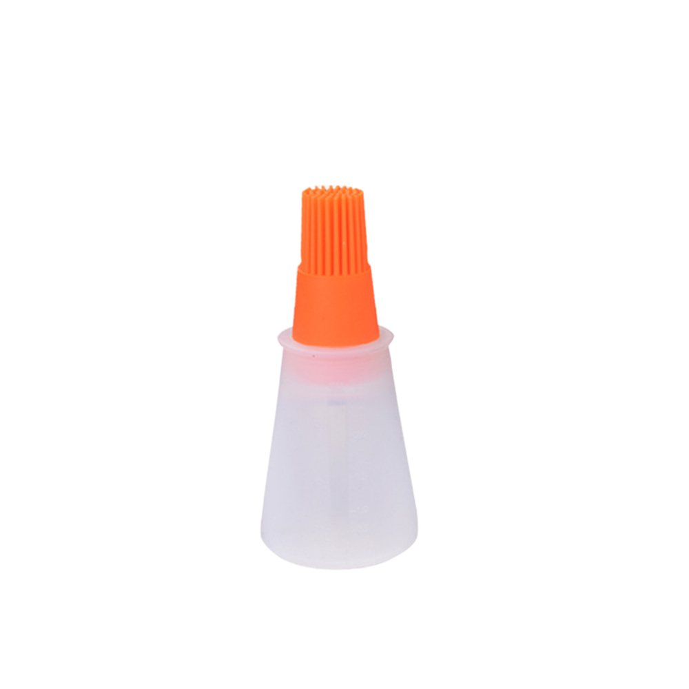 Amazon.com: BBQ Basting Brushes Silicone Oil Dispenser Brush Cake Butter Cream Baster Brushes Kitchen Cooking Basting Tool: Sports & Outdoors
