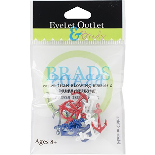 EYELET OUTLET 61a Anchor Brads