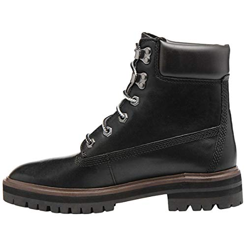 6 Square BO Jet inches Black London Timberland Chaussure qPwpBB