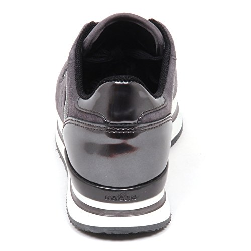 H222 Sneaker Hogan Scarpe Woman Grey Donna Grigio Shoe E4258 aIwwx65F