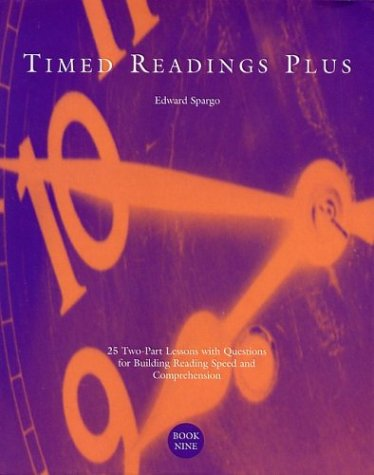 Timed Readings Plus: Book 1