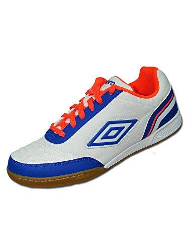 White Umbro Blue V De Street Fiery Chaussure Futsal Dazzing zVGUMpqS