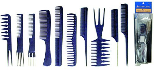 (Aristocrat 10 Piece Professional Comb Set by Aristocrat)