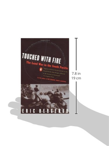 Amazon Touched With Fire The Land War In The South Pacific