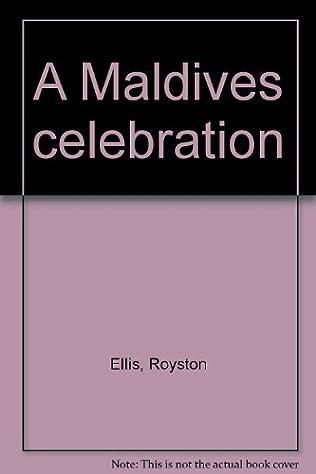 book cover of A Maldives Celebration