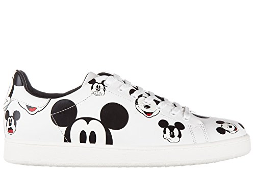 Moa Master of Arts chaussures baskets sneakers homme en cuir ation mickey mouse