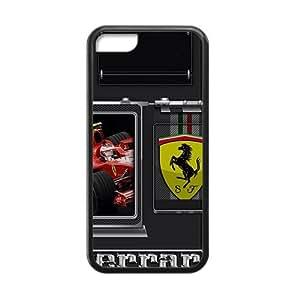MEIMEISVF Ferrari logo Hot sale Phone Case for iphone 6 4.7 inch BlackMEIMEI