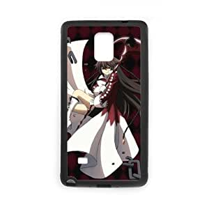 Pandora Hearts Alice Red Trailer Custom Design Samsung Galaxy Note 4 Hard Case Cover phone Cases Covers Laser Technology by ruishername