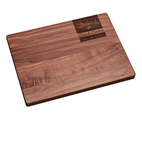 Personalized Cutting Board - Top Flag Modern