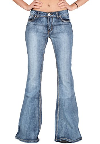 70s Flared Jeans - 2